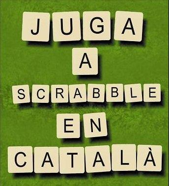 Resultado de imagen de scrabble català