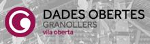 Portal de Dades Obertes de l'Ajuntament de Granollers