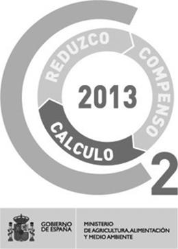 Segell Registro de huella de carbono