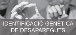 Programa d'identificació genètica de desapareguts