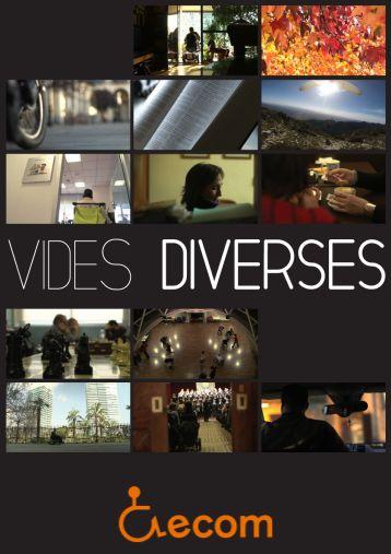 Caràtula del documental Vides diverses que es projectarà amb motiu dels 10 anys del Sírius
