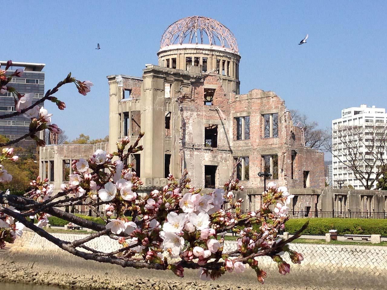 El 'Genbaku Dome', una imatge emblemàtica
