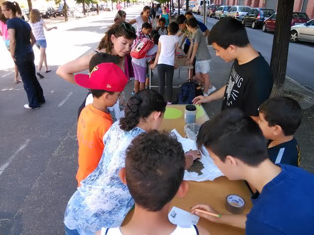 Racons de ciència al barri de Sant Miquel amb l'Escola Municipal del Treball