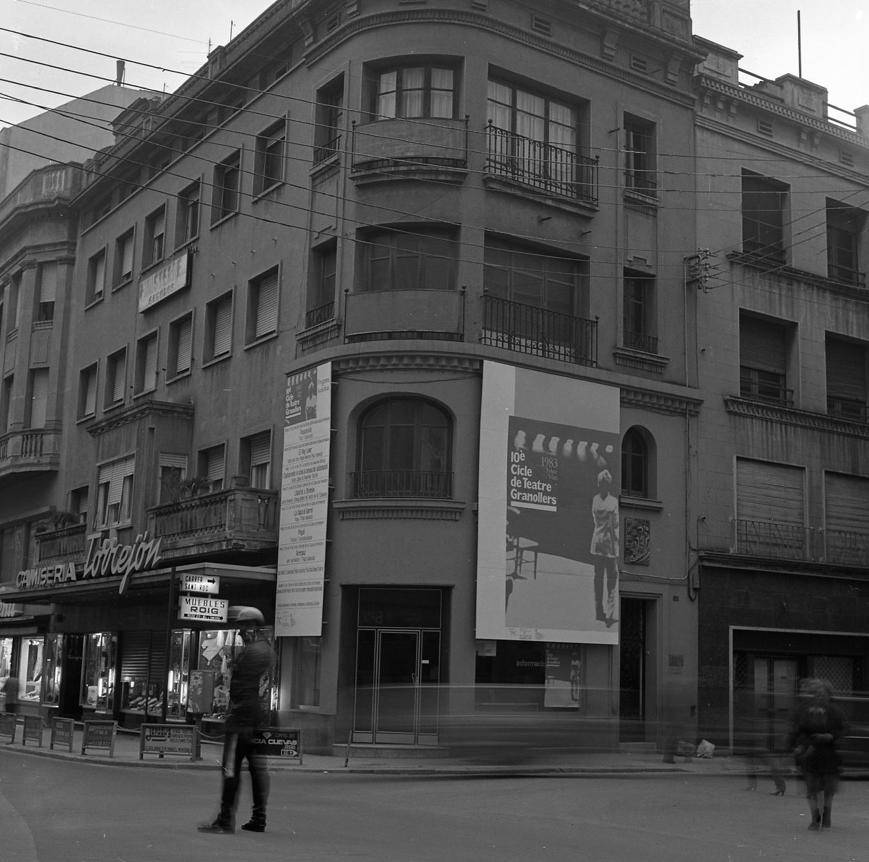 Antics Escenaris De Teatre Febrer Maig De 2017 Ajuntament De  # Muebles Roig Granollers