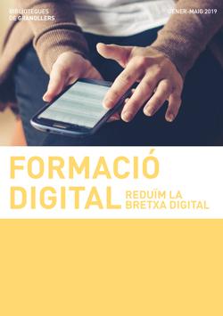 Programa de formació digital