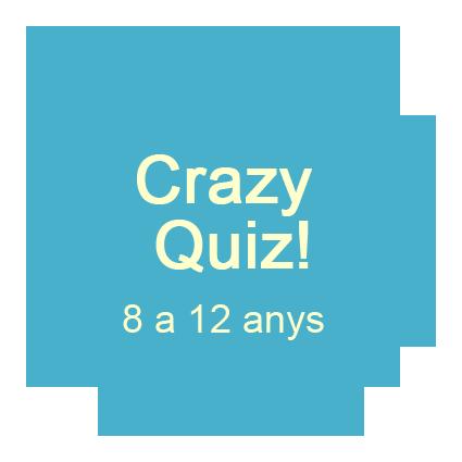 Crazy Quiz!