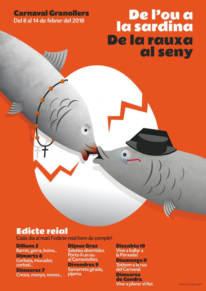 Cartell de l'edició d'enguany