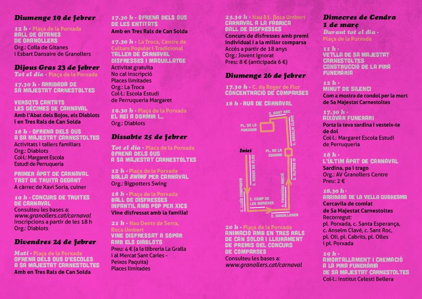 Programa d'actes (imatge)