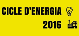 Cicle d'energia 2016