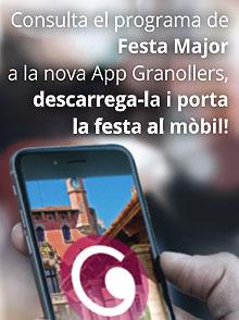 Ja tens l'app de Granollers?