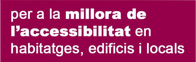 per a millores d'accessibilitat