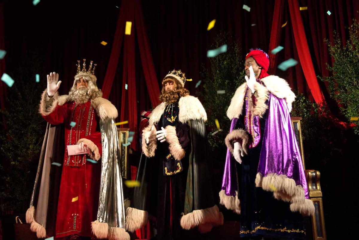 Els Reis a Granollers (2014)
